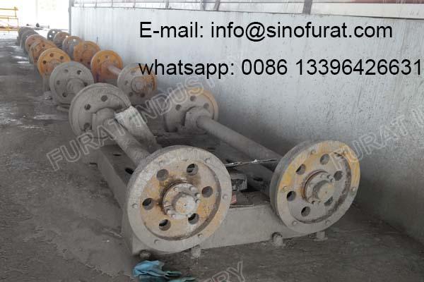 Automatic /Semi-automatic Elegant series Superior micro centrifuge spun pile machine
