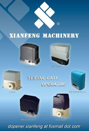 sliding gate operator&sliding gate opener