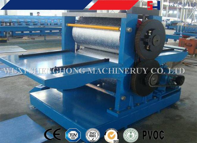 Automatic Embossing roll forming machine