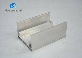 5.98 Meter Aluminium Construction Profiles , Aluminum Extrusion Profiles For Office Building