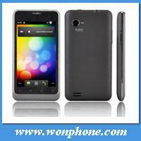 B63M Android 2.3 WCDMA Mobile Phone with GPS WIFI 4.1inch Capacitive Screen