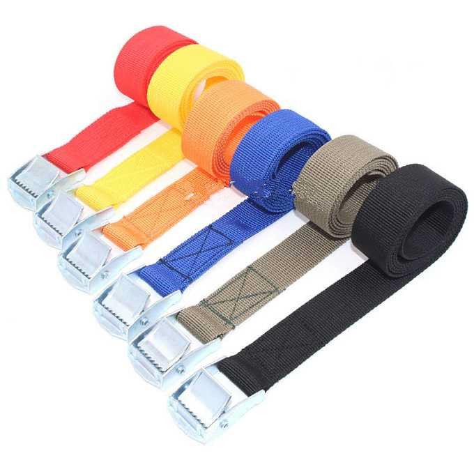Cargo Belt Endless Type With Cam Buckle
