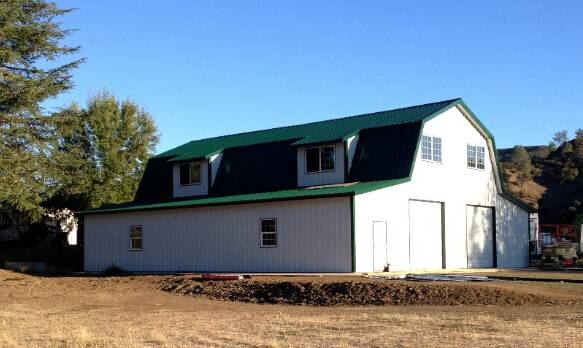 Prefab Light Steel Structure Compatible Heritage and Rural Barns