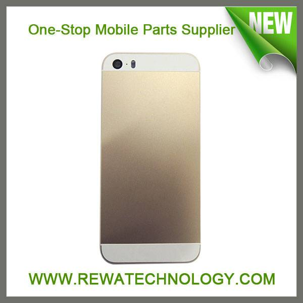 Hot Sell Mobile Phone Parts for iPhone 5S Back Battery Cover