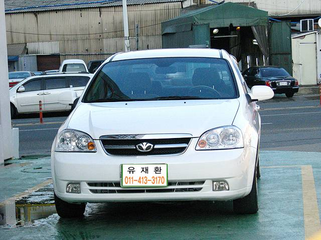 GM Daewoo(Chevrolet) used sedan