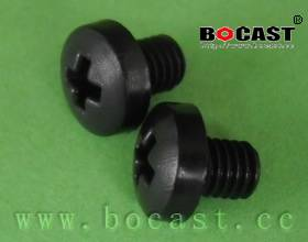 Cross Recessed Pan Head Nylon Screws
