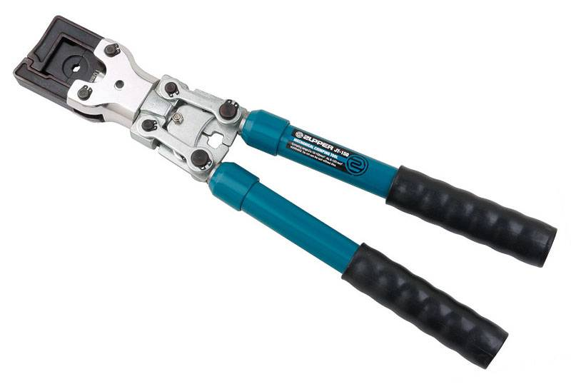 Mechanial crimping tool With telescopic handles 10-150mm2 JT-150