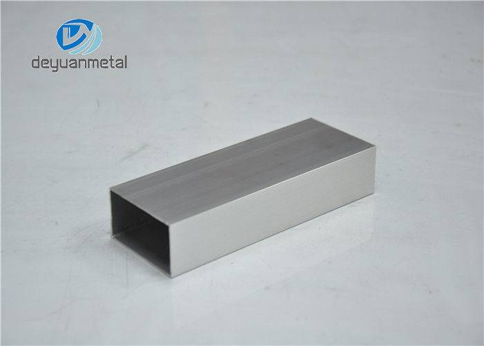 T4 T5 T6 Anodized Aluminium Profile For Industrial Decoration , Extruded Aluminum Shapes