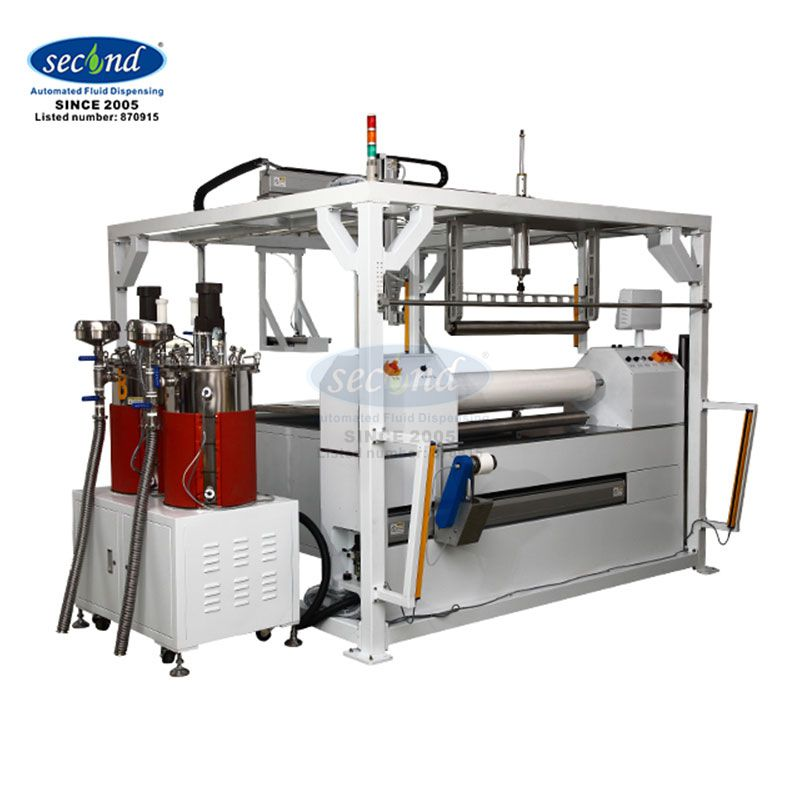 SEC-8040GL CE Certificated high speed Industrial RO reverser osmosis water purified making machine