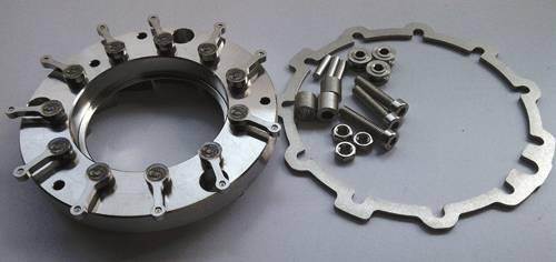 Turbocharger nozzle ring GT1849V GT1852V