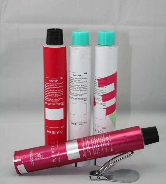 aluminium tube for medicine/pharmaceutical packaging/ointments
