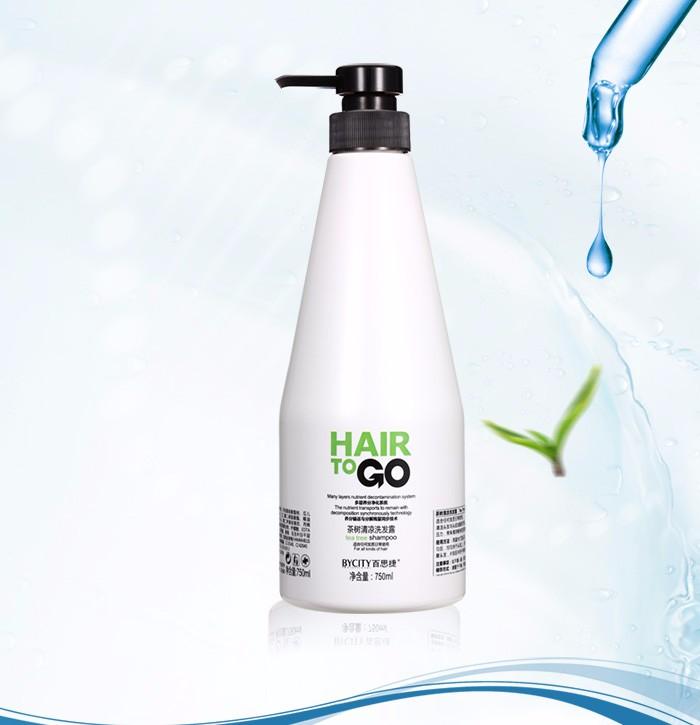 Factory price organic natural formula hair shampoo for thinning hair