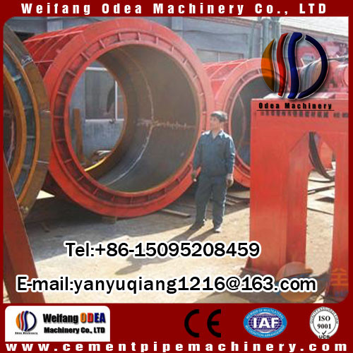 Prestressed Concrete Metal Corrugated Pipe Making Machine