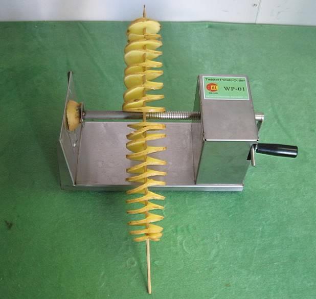 Wp 01 Twisttornadospiral Potato Cutterpotato Chips Spiral