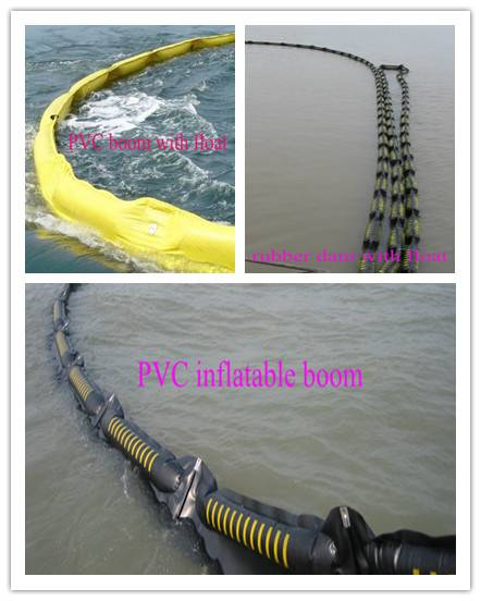 Kinds Of Oil Booms