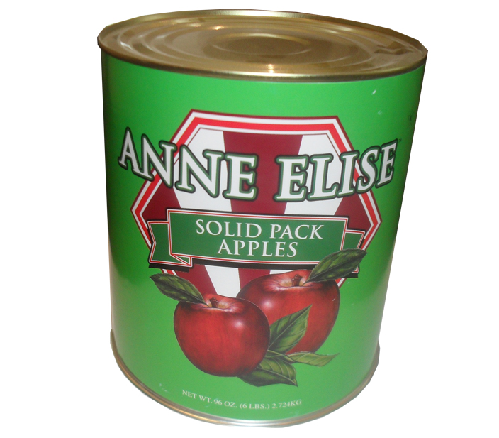 Canning fruit Apple can FX-NX-05