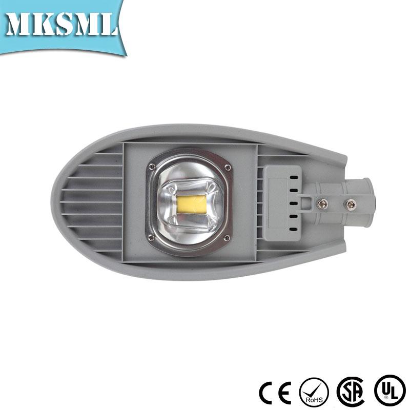 New EMC grey steel RoHS IP68 COB battery street led lights ip65