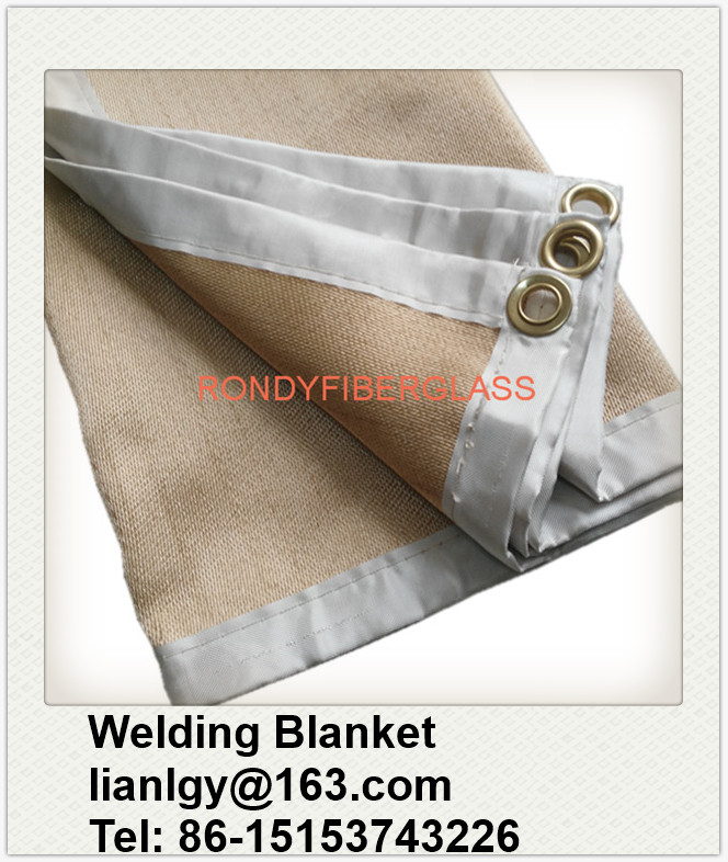 Industrial welding blanket