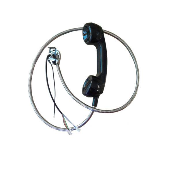 High quality voip usb telephone handset cord retro phpone handset
