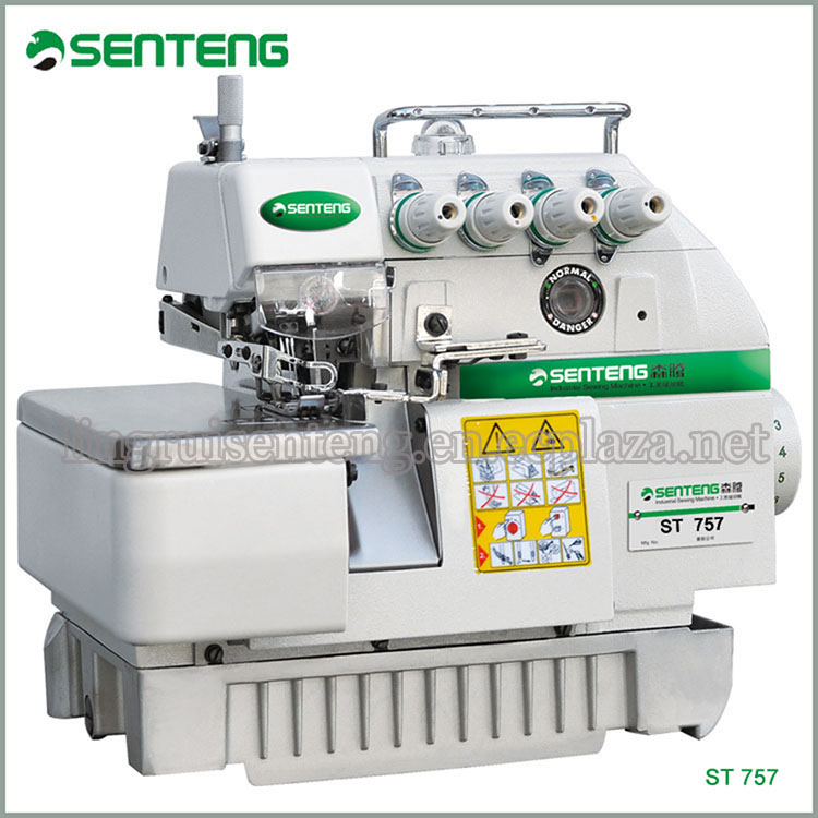 ST 757 Super High-speed Overlock Of Sewing Machine