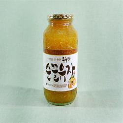Pesticide-free Honey Citron Tea