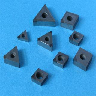 PCBN Tipped Inserts