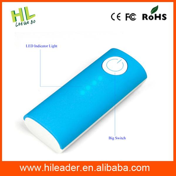 Best quality designer hot sell mobile phone power bank 4400mah