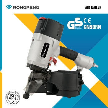 RONGPENG Coil Roofing Air Nailer CN90RN