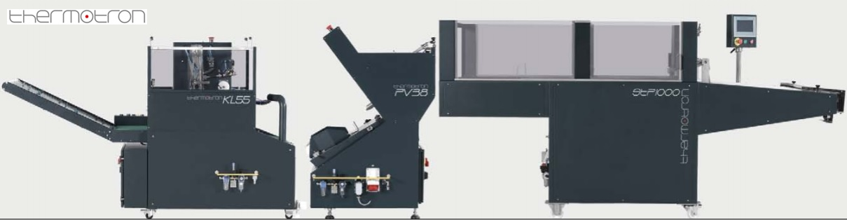 Thermotron Automatic Folding and Stacking Machine