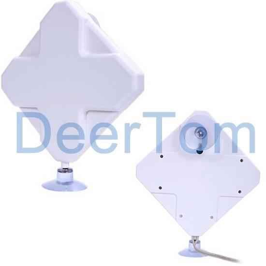 698-2700MHz 700-2700MHz 700-2500MHz 800-2700MHz 4G LTE Indoor Dual Polarization MIMO OMNI Antenna 35