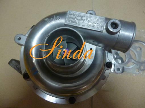 Hitachi ZAX160LC-3 IHI 4JJ1 8981851941 turbocharger turbine