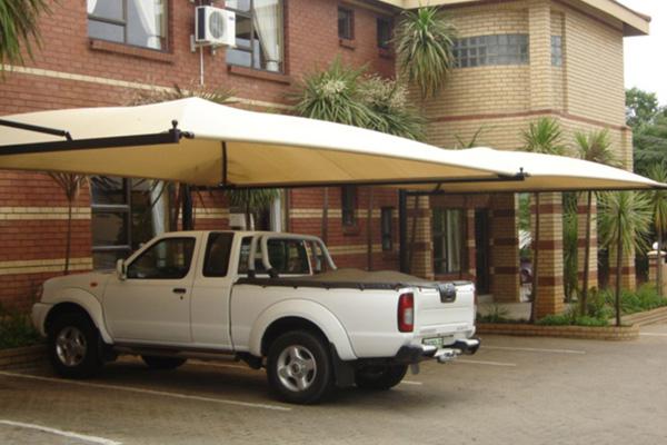 Outdoor Car Parking Shade Net