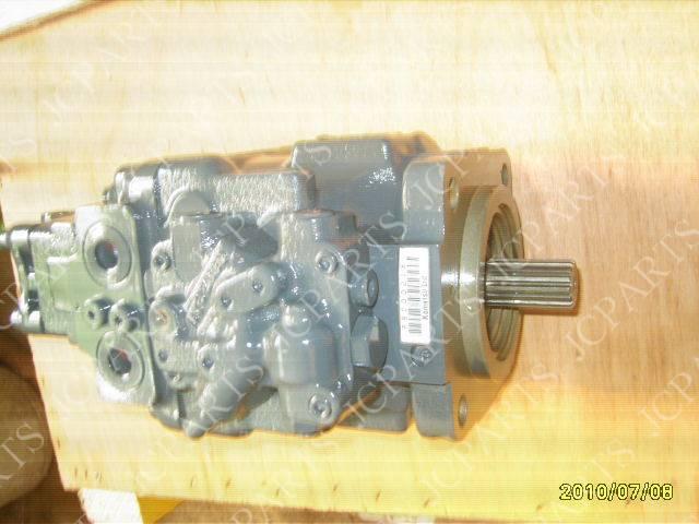 Komatsu PC35MR-2 hydraulic pump