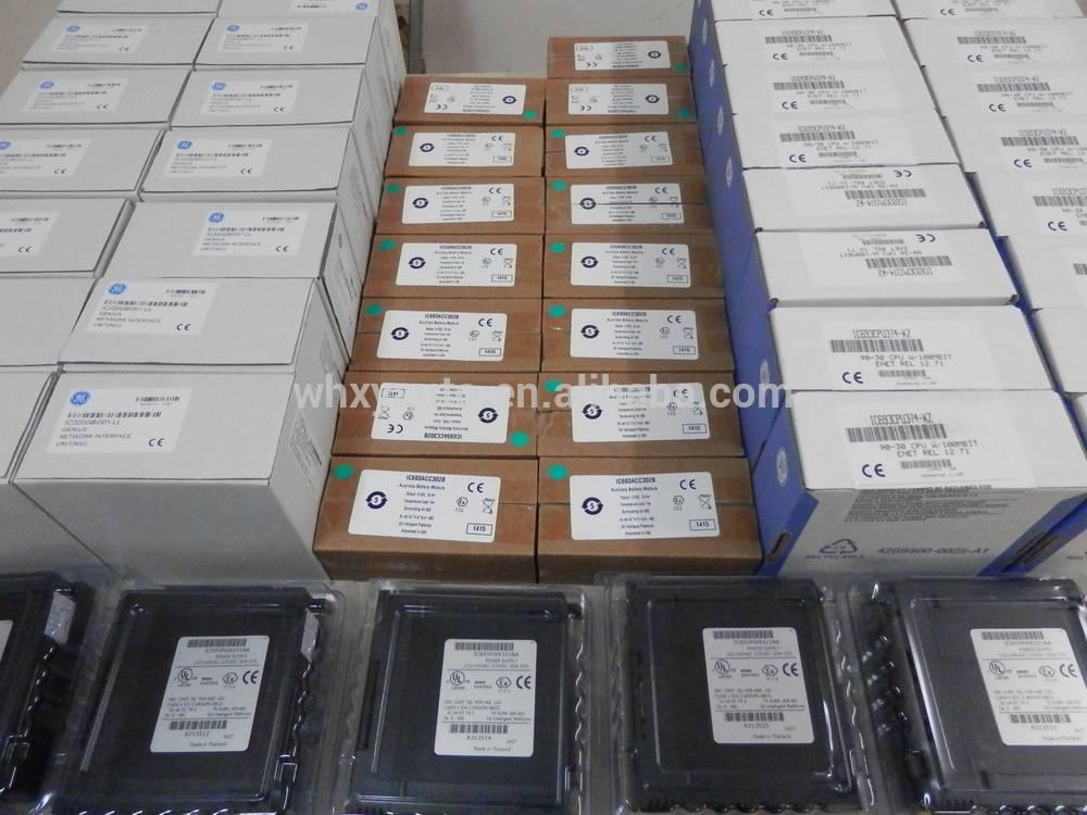 GE PLC IC693ACC302B