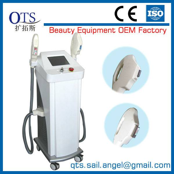IPL professional beauty equipment to remove acne pore wrinkle frekles and so on