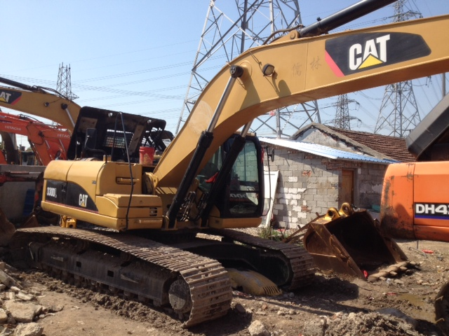 Best price used Caterpillar 330DL Excavator, 320D 320BL 330BL 325CL used crawler excavator for sale