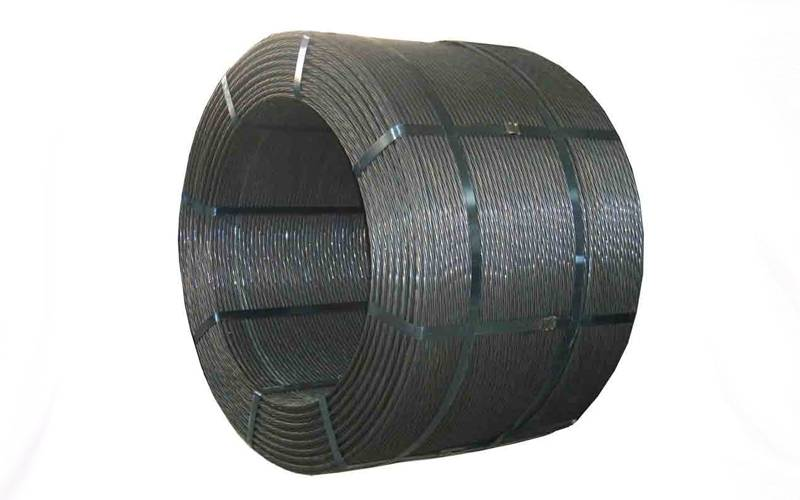 low relaxation steel strand