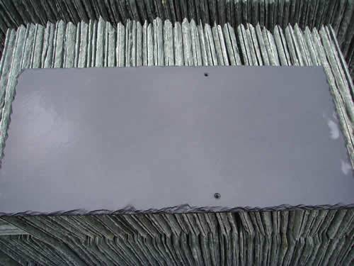 Natural Slate roofing tile for roof decorate