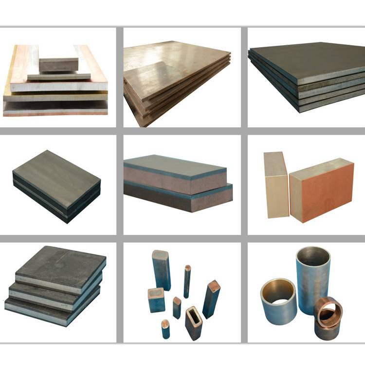 Stainless Steel Copper Clad Plate