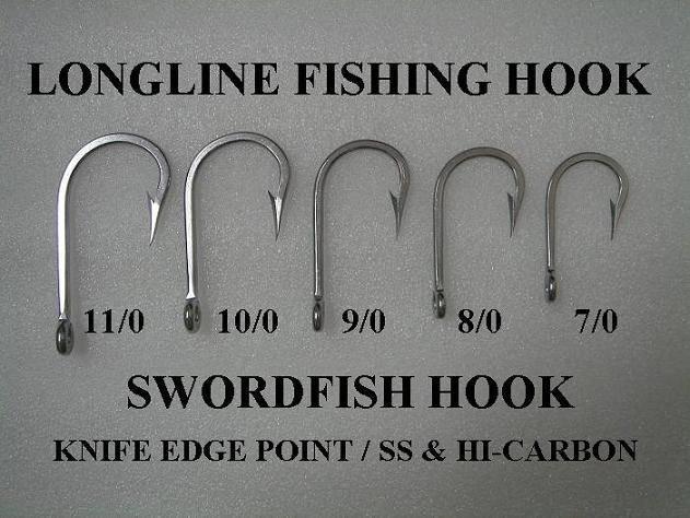 Longline hook - Swordfish hook