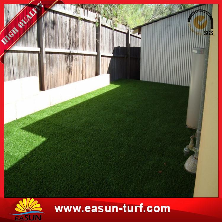 Manufacturer supplyartificiallandscape grass mini soccer grass turf-Donut