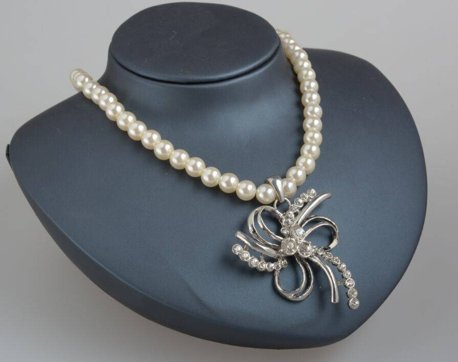 Fahion pearl jwelry necklace