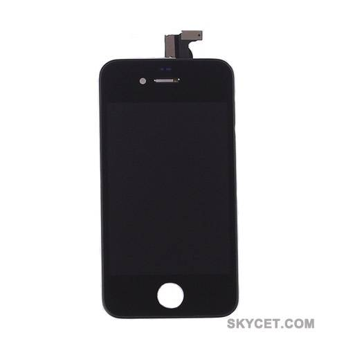 LCD Screens Digitizer Assembly For iPhone4-Black-Original New
