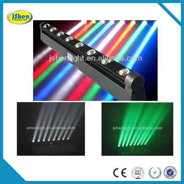 Hot 8*10w led moving head beam bar light