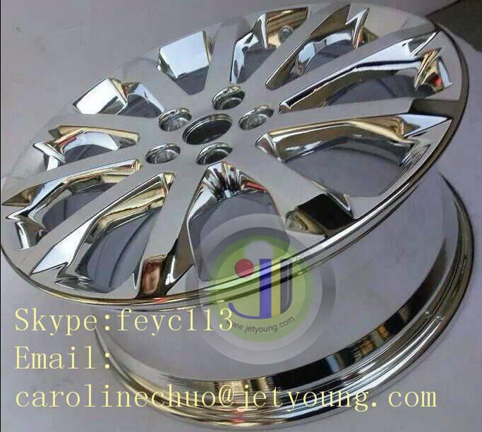 JetyoungTechnology Nanometer Spray Plating Machine spray chrome silver gold paint chemical