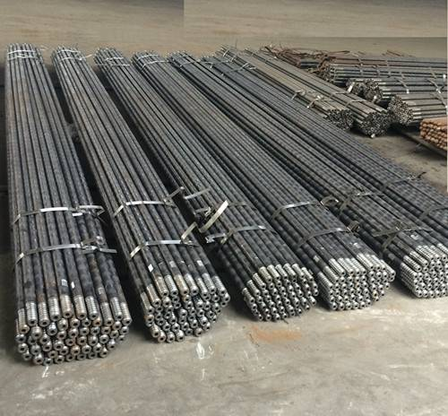 blast furnace tapping drilling rod drill pipe