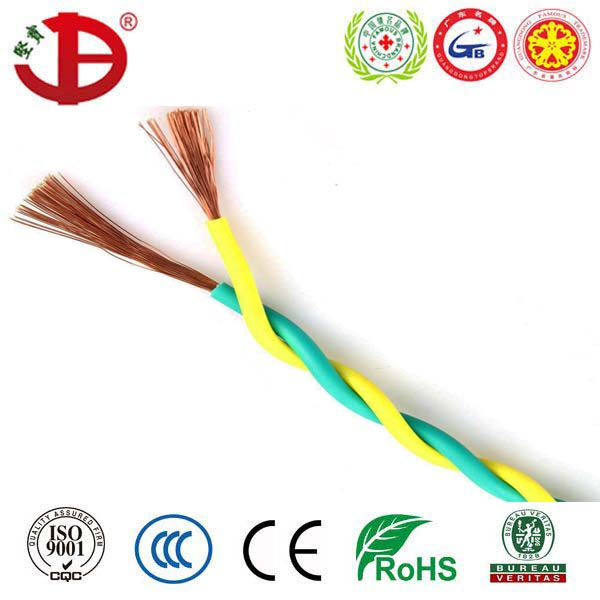RVS PVC Insulated Twisted-pair Flexible Cable