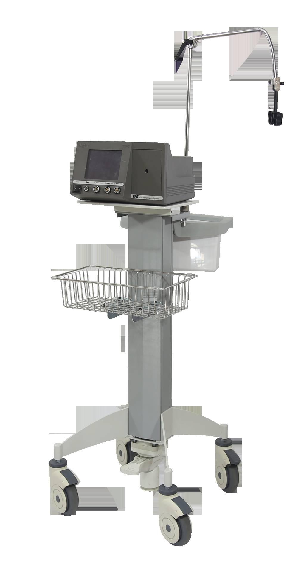 Small Medical Equipment Cart