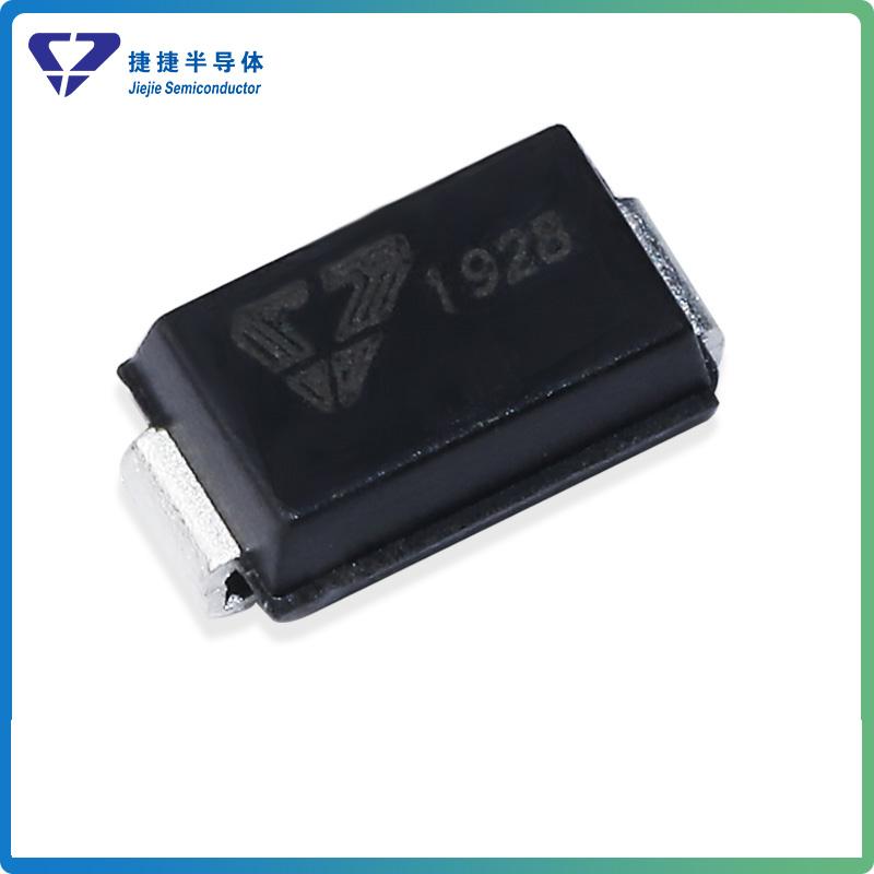 SMAJ 6.0A SMAJ6.0CA Transient Voltage Suppressor VR 6.0v