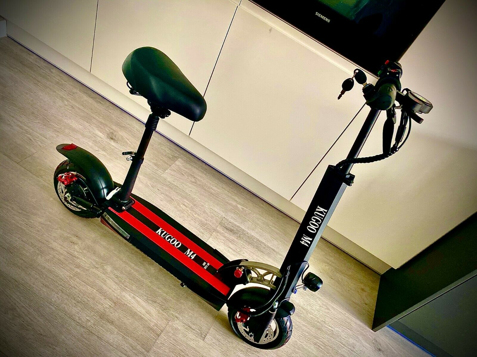 Kugoo M4 electric scooter